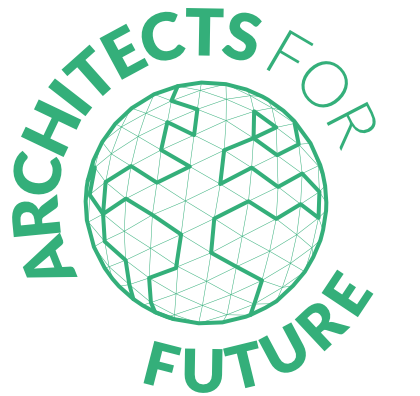 Logo der Architects For Future